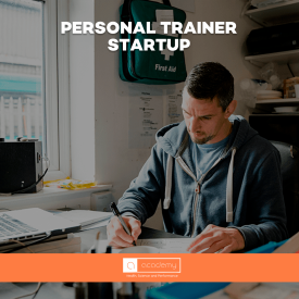PERSONAL TRAINER STARTUP